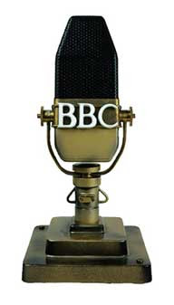 BBC, British Broadcasting Corporation, microphone, news