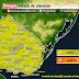 AVISO | Prob. tormentas puntualmente fuertes (Jue 12/11 - AM Vie 13/11)