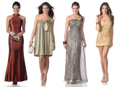 Dicas de Vestidos de Cerimônia