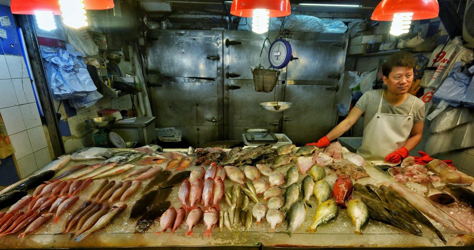 Kowloon city market hong kong hungry hong kong for City fish market
