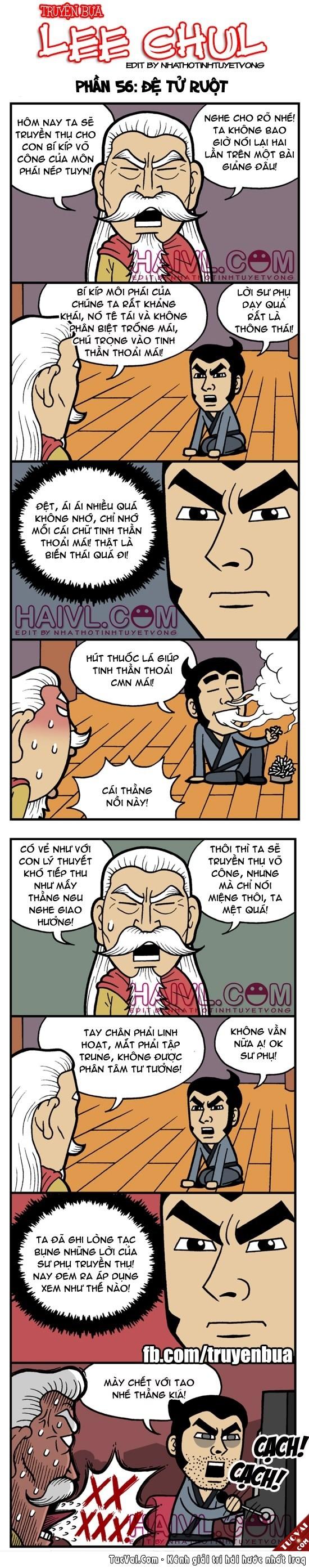 Truyện Bựa Lee Chul Phần 56,58,59,60