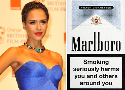 Pregnant Jessica Alba needs to kick her smoking habit for good with baby no. 2 on the way