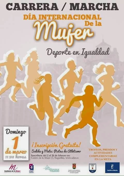 Carrera del Día Internacional de la Mujer
