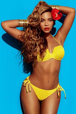 Beyoncé bikinis H&M