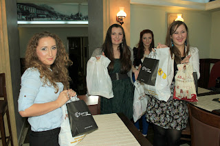 Beauty and fashion bloggers meeting