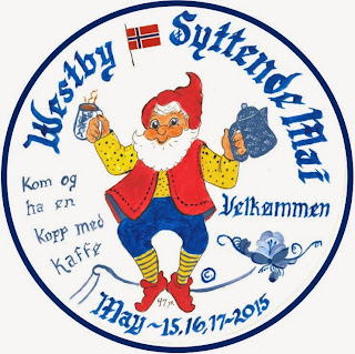 2015 Syttende Mai Button