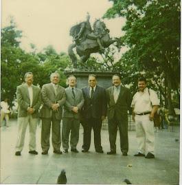 Desde Lara en 1962 y hasta ahora:... Jonás, Alwilson, Edgard, Carlos y Juan Carlos