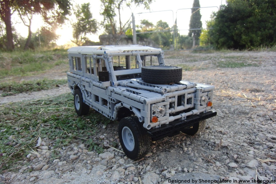 Sheepo 39 s garage land rover series ii series iii and for Garage land rover villeneuve d ascq