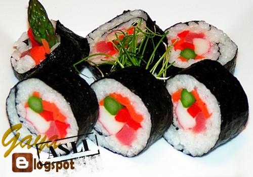 Sushi Roll Jepang