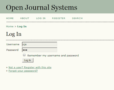 Install Open Journal Systems On Computer Windows OS Localhost