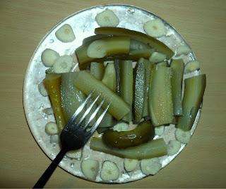 10 февраля, соленые огурцы готовы к употреблению