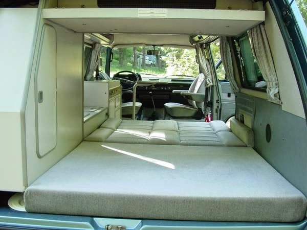 1989 vw westfalia syncro buy classic volks for Interior westfalia