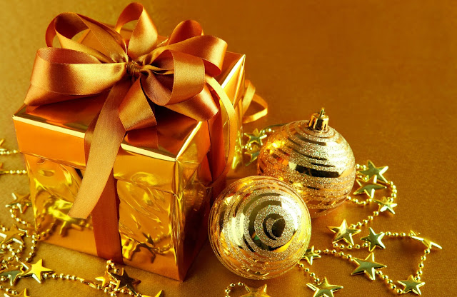 Christmas Decoration Gift Wallpapers
