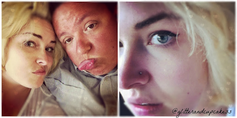 Here are some pics of my Nose Curtis and I before I got it done and  title=