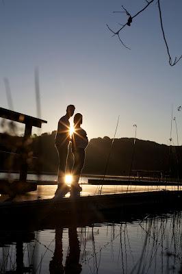 natural light sunrise maternity photography oakland