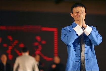 แจ็คหม่า ผู้ก่อตั้ง Alibaba