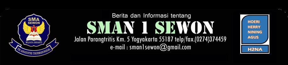 SMAN 1 SEWON