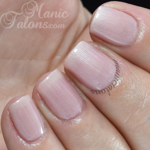 Pink Gellac Champagne Swatch