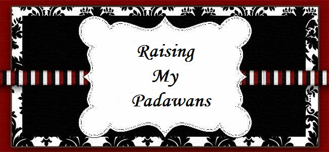 Raising My Padawans