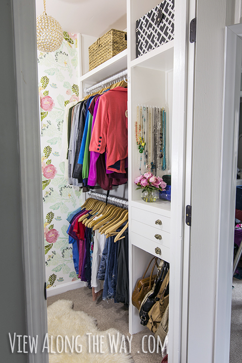 Reader Space: A View of a Beautiful Closet