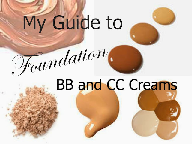 BB cream - CC cream - what they do - whats better - comparison - how to - tutorials - guide