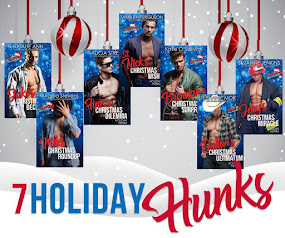 Coming soon - Hunks for the Holidays!