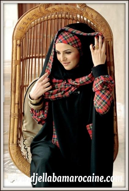 Abaya Emirat Arabe