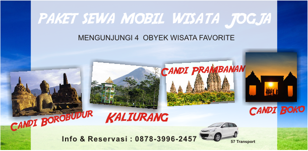 rental mobil jogja wisata ke Borobudur