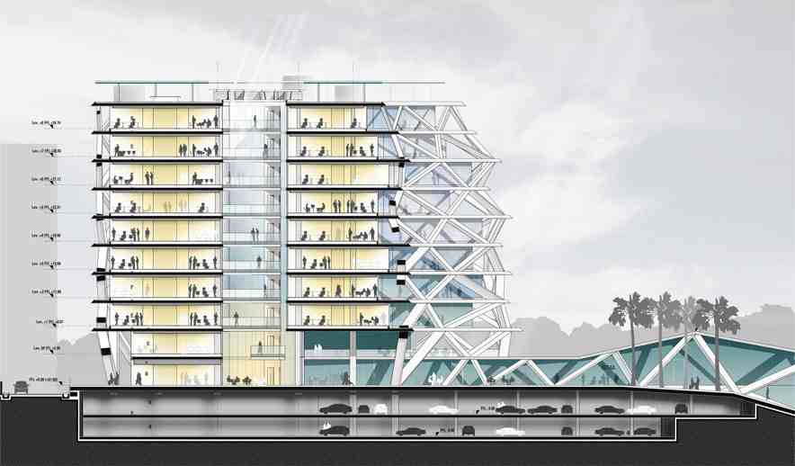 Ghana rising business city architecture lifestyle for 9 square architecture