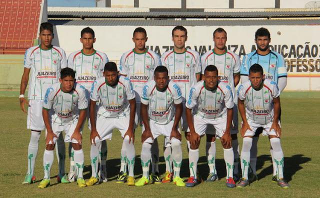 Juazeiro vence o Botafogo por 2 a 1 no Adauto Moraes