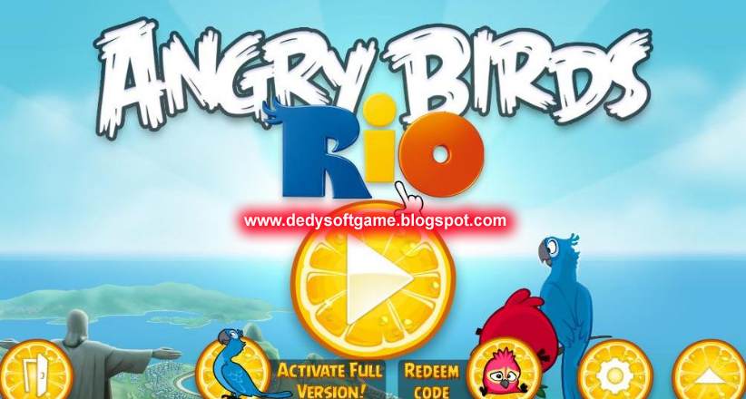 angry birds free  for windows 7 with crack