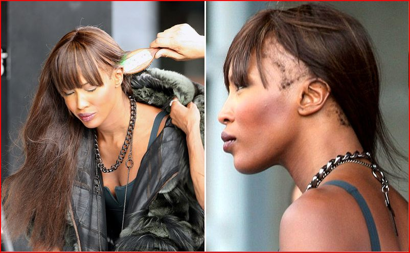 Naomi Campbell Gq. naomi campbell hair. naomi