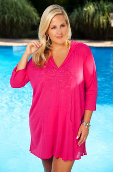 Plus Size Swimsuit Coverup -