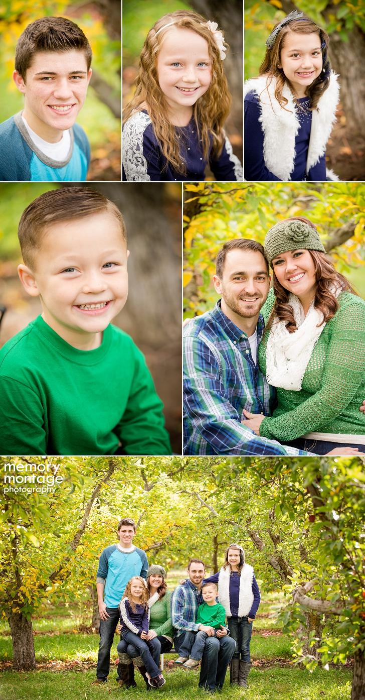 Family Photographers in Yakima, Seattle Family Photography, Tri-Cities Family Photography, Memory Montage Photography, Family Photography session in Orchard