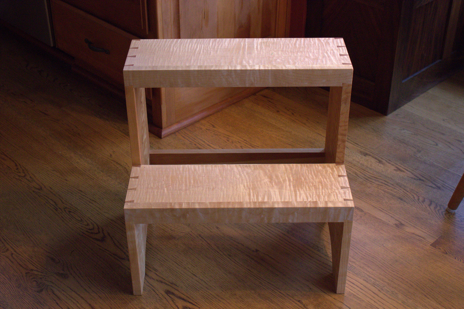 Shaker Step Stool Fine Woodworking