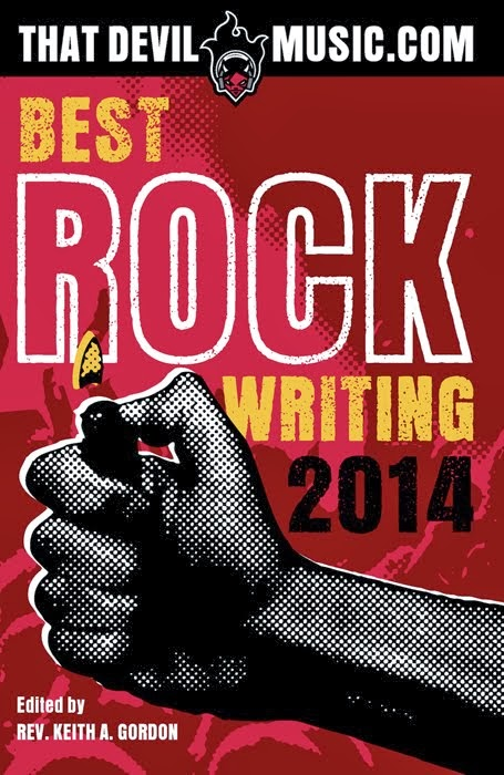 That Devil Music: Best Rock Writing 2014