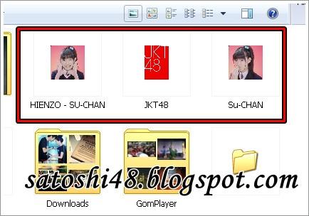 mengubah ico folder di pc