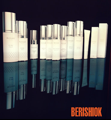 Passage New York range of skin care products