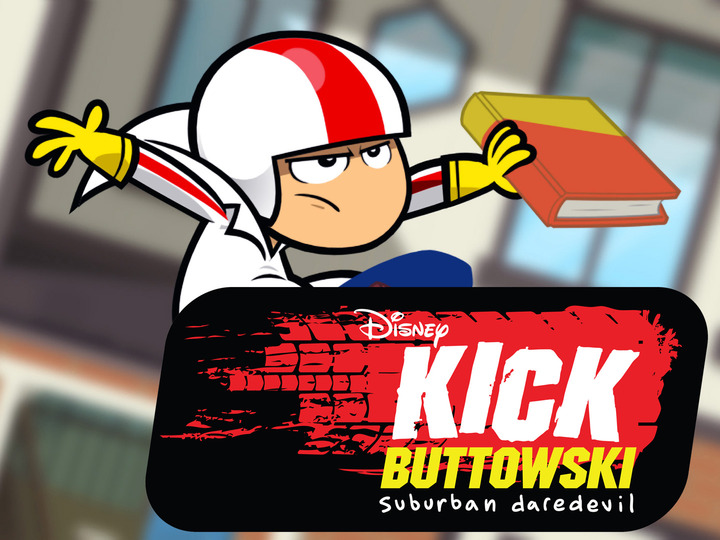 Kick Buttowski, Medio doble de riesgo