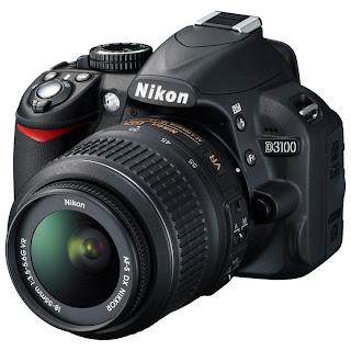 Nikon D3100 14.2 MP