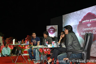 Shahrukh Khan In Indore for Don 2 Promotion, Don 2 Team In Indore