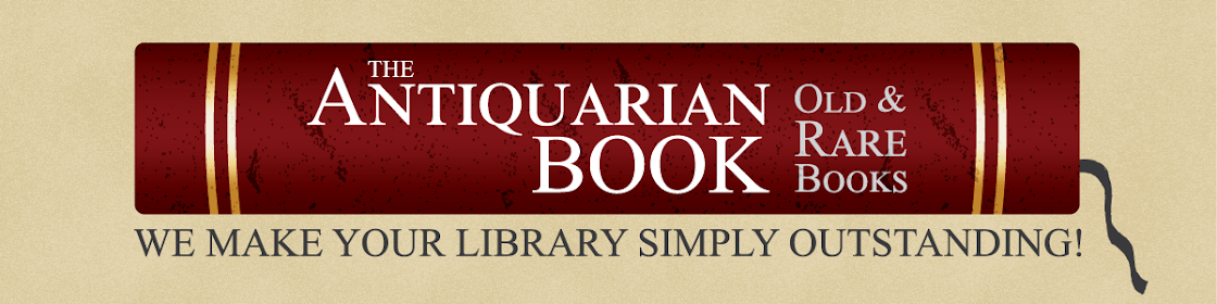 The Antiquarian Book :: Old & Rare Books