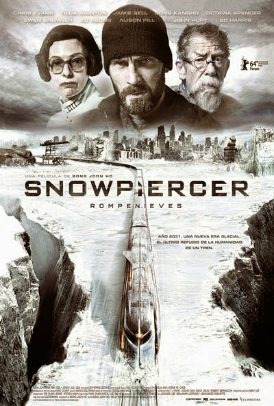¡Cartelicos!: Snowpiercer (2014)