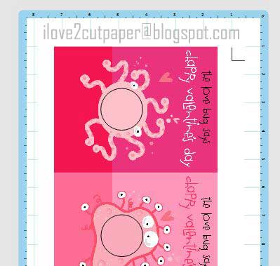 Lip Balm, Lip Balm Holders, Valentine, ilove2cutpaper, LD, Lettering Delights, Pazzles, Pazzles Inspiration, Pazzles Inspiration Vue, Inspiration Vue, Print and Cut, svg, cutting files, templates,