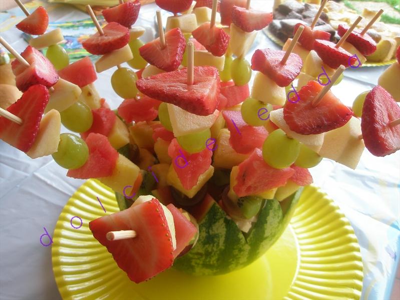 Popolare deledda's kitchen: buffet per festa bambini KE52
