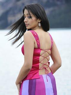 Actress Trisha latest Sexy Pics