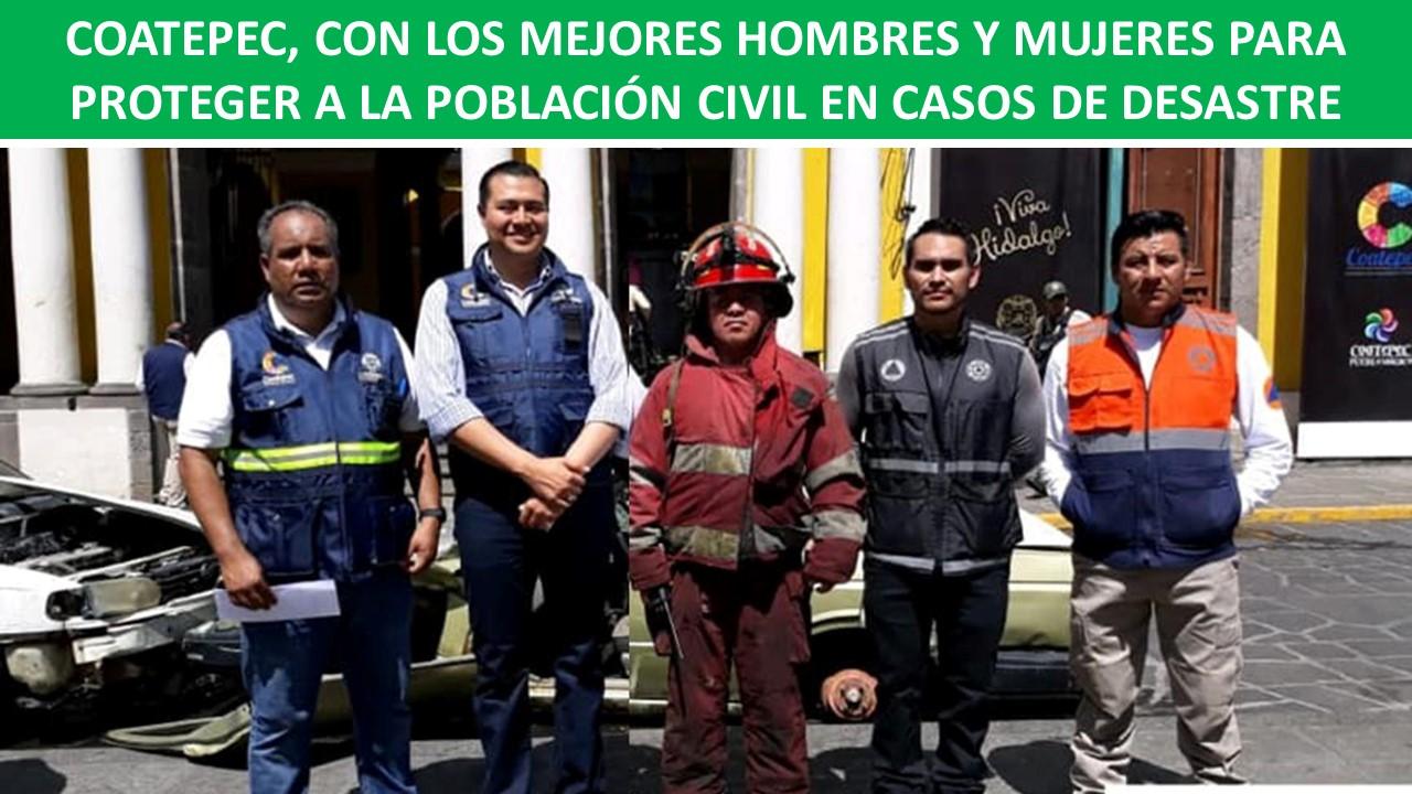 PROTEGER A LA POBLACIÓN CIVIL EN CASOS DE DESASTRE