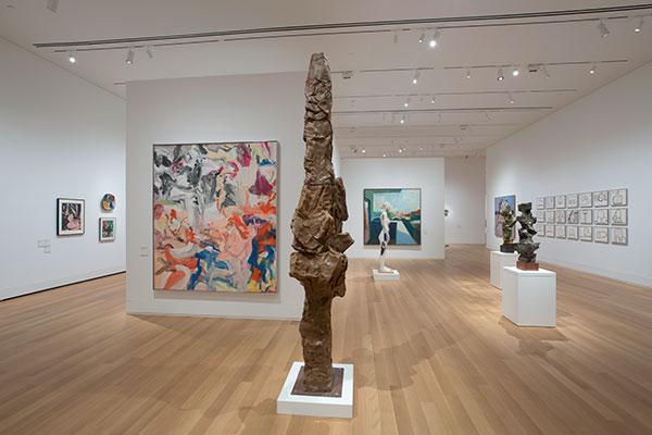 Left Bank Art Blog The Ceramic Presence In Modern Art