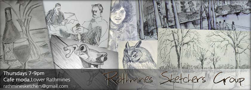 Rathmines Sketchers Group