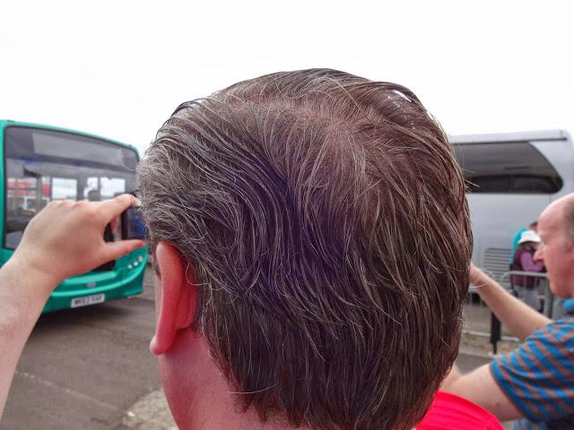 Bald Spot 2 at Showbus 2013